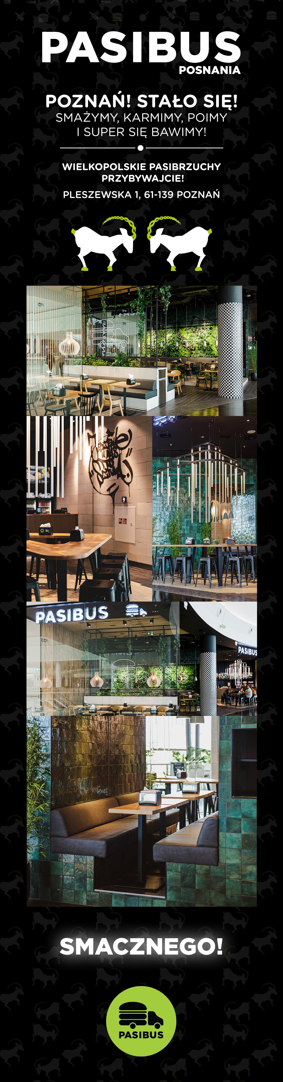 Otwarcie nowej restauracji w Posnania Poznań