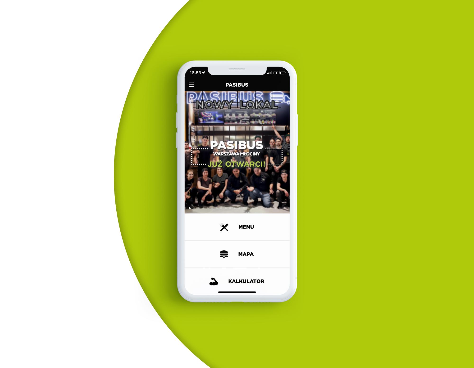 Aplikacja Pasibus