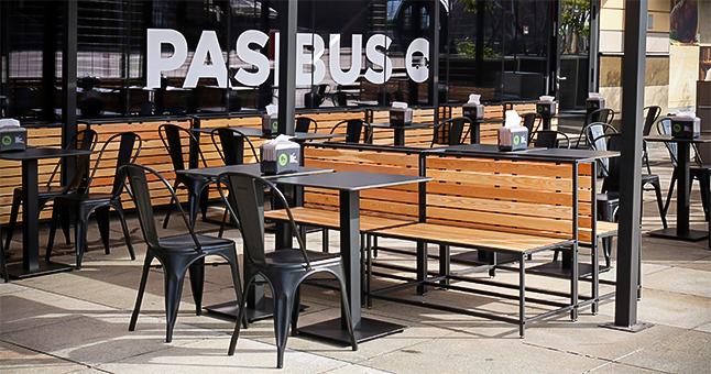 Pasibus Silesia City Center Ogródek