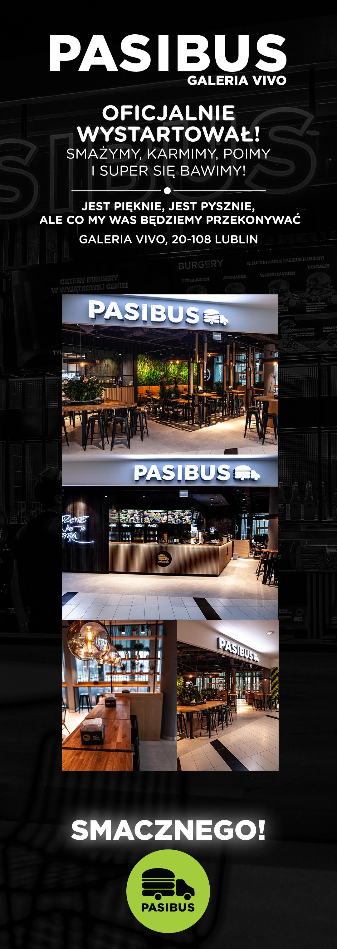 Otwarcie nowej restauracji w Galerii Vivo Lublin
