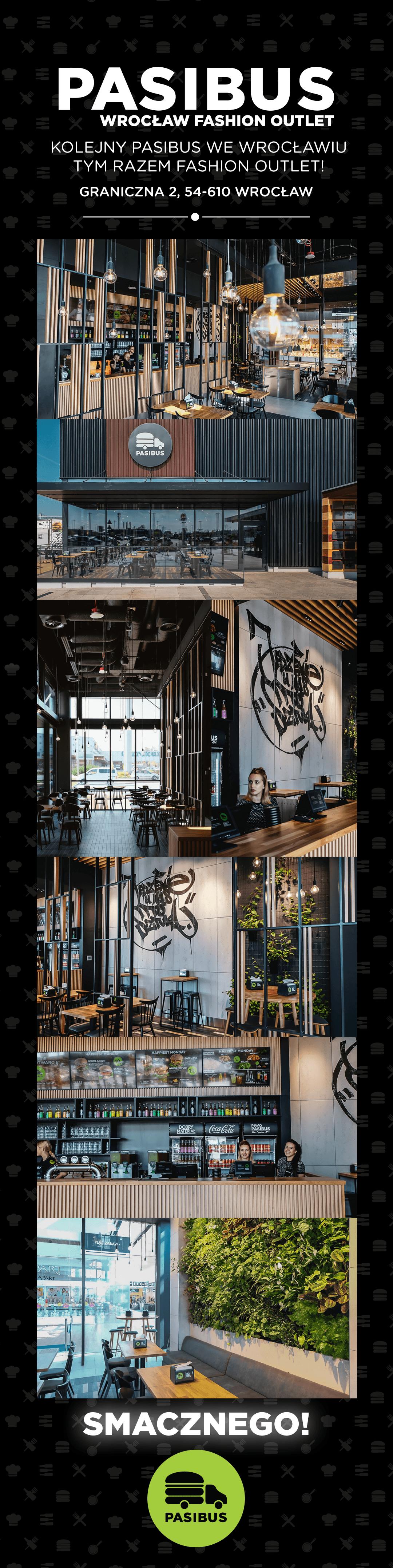 Otwarcie nowej restauracji we Wrocławskim Fashion Outlet