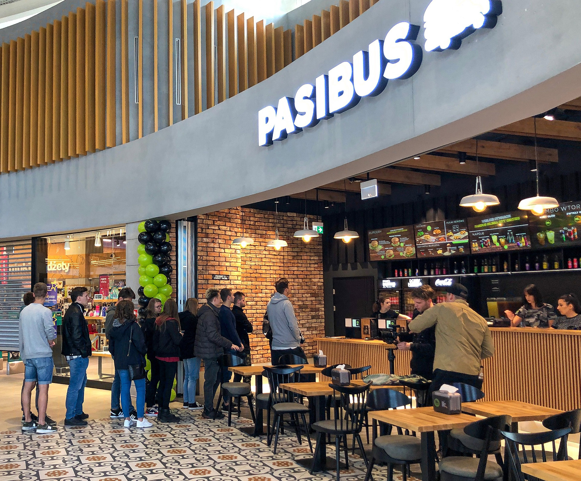 Pasibus Silesia City Center Bar