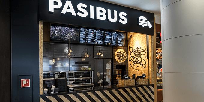 Pasibus Pasaż Grunwaldzki Bar