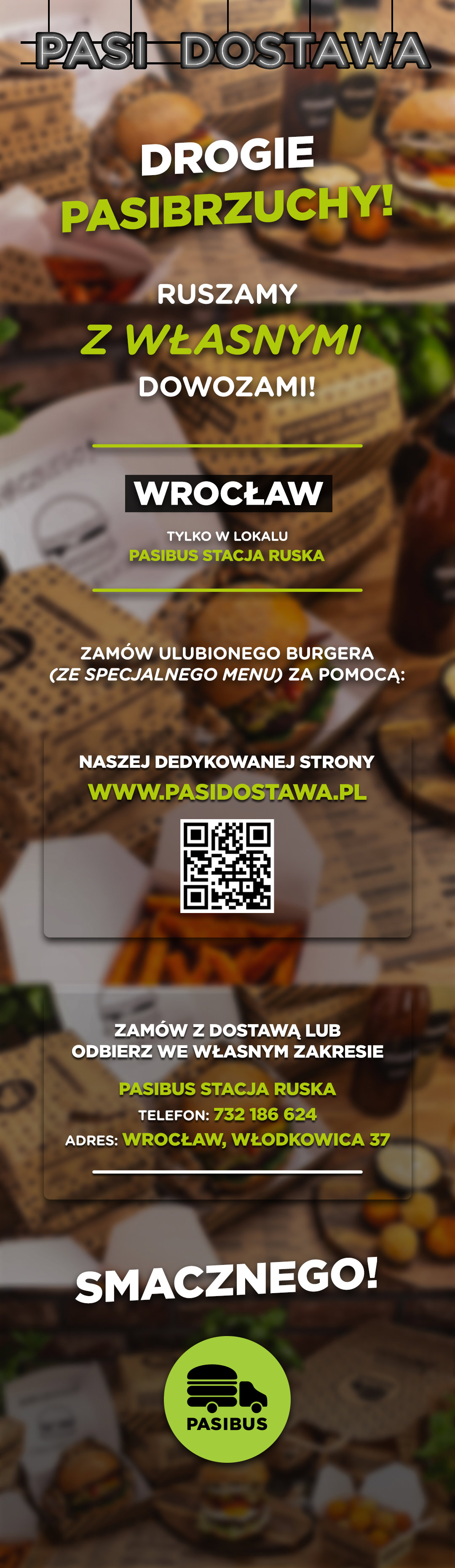 Start Pasidostaw we Wrocławiu