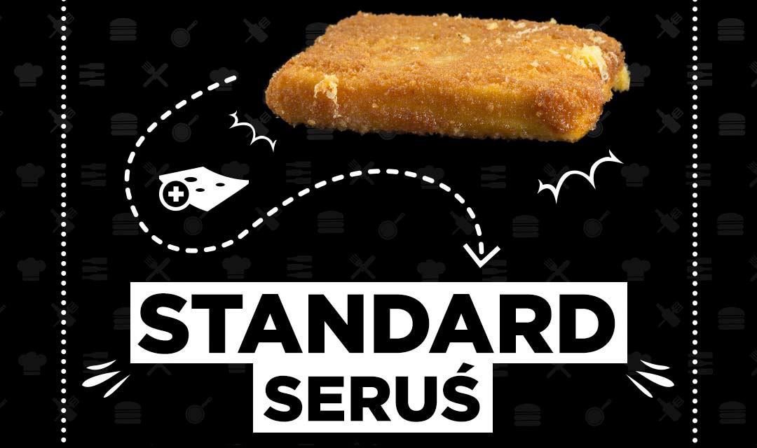 Standard Seruś do burgera Pasibus