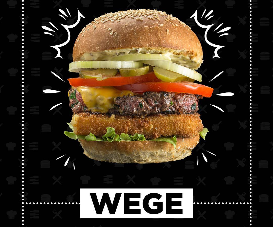 Pasibus - burger Standard Seruś